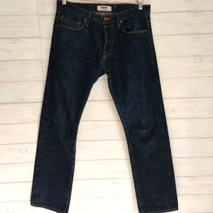 Baldwin The reed Classic Straight Jeans Mens